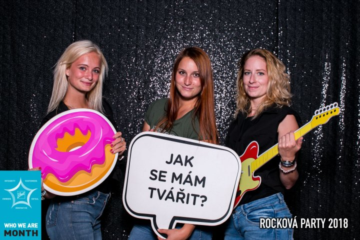 Ball - Rocková party